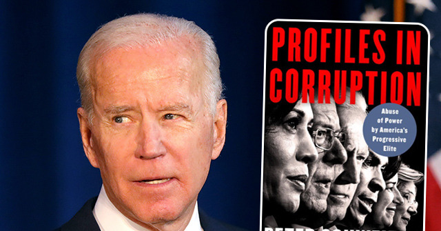 'Profiles in Corruption' Rockets to #3 on Amazon Hours After Book Reveal