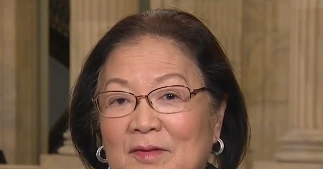 Hirono: Trump, McConnell Trying to 'Rig the Senate Trial' | Breitbart