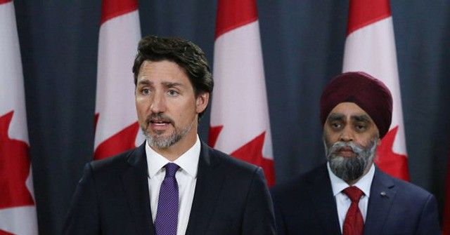 Trudeau Hints U.S. Could Be Partially Responsible for Downed Ukrainian Plane