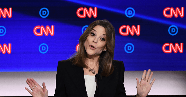 Marianne Williamson's 15 Quirkiest Campaign Moments
