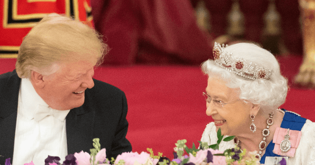 Trump: Meghan and Harry Crisis Shouldn't Be Happening to the Queen