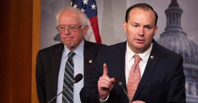 Mike Lee Co-Sponsors Bernie Sanders Bill to Halt Unilateral Military Action in Iran