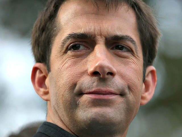 Cotton: 'Trump Derangement Syndrome' Fuels Soleimani Strike Criticism