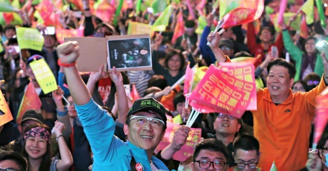 US Officials Cheer Taiwanese President's Win over Pro-China Candidate