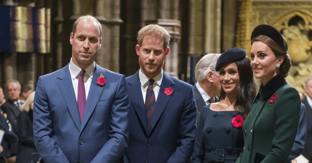 Queen Calls Crisis Summit, William Saddened by Split from Brother