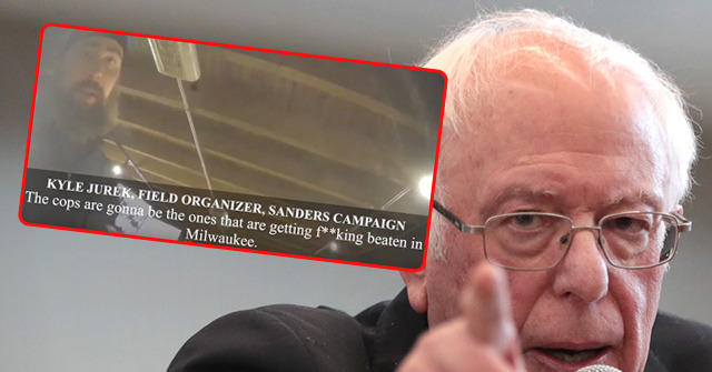 Project Veritas–Bernie Campaigner: Police Will Get 'F***ing Beaten' at DNC