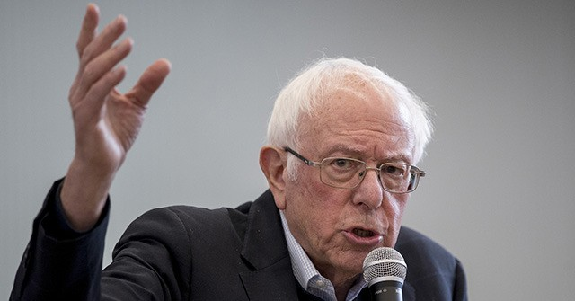Bernie Sanders: 'Of Course' Cheap Illegal Workers Drive Down Wages