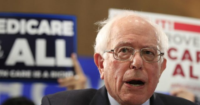 Sanders' Agenda Would Double Gov't Size, Increase Spending by $60 Trillion
