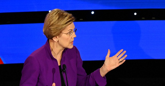 Elizabeth Warren Admits She Would Use Unilateral Military Action