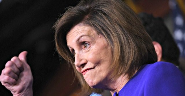 Pelosi Likens Trump to Murdering Mobster –