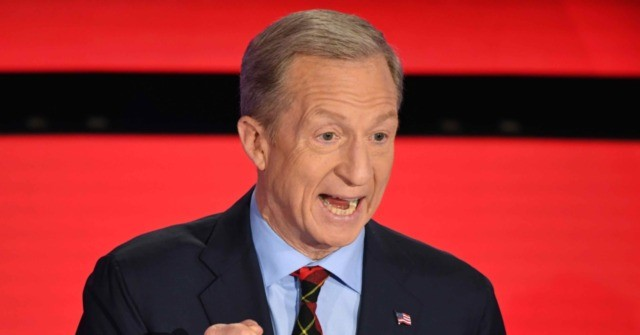 Tom Steyer: I Would Not Use Tariffs as Leverage on Climate Change with China   Breitbart