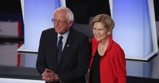 Revealed: Sanders Pays Female Senate Staffers More than Warren