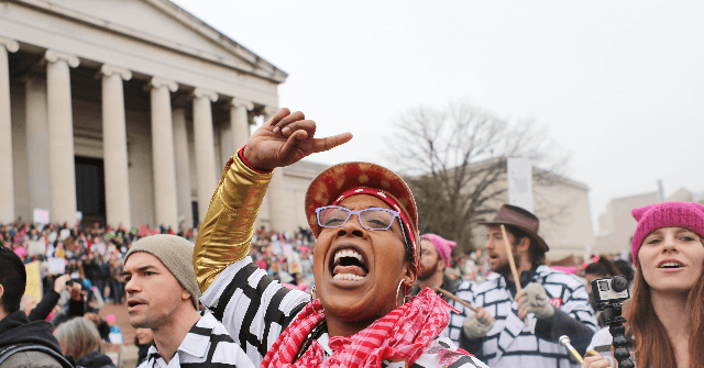 Women's March Promotes 2020 Rallies with Song 'A Rapist in Your Path'