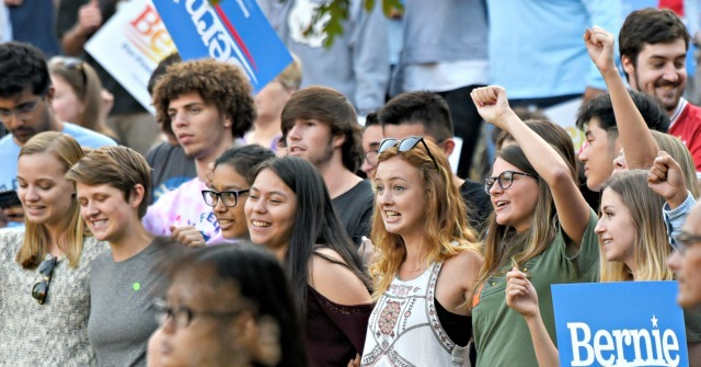 Poll: Bernie Sanders Surging Among College Students