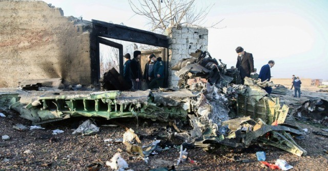 Ukraine insists Iran hand over downed jet's black boxes
