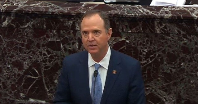 Schiff: Trump 'Guilty' if Senate Rejects Democrats' Demand for New Witnesses, Evidence | Breitbart