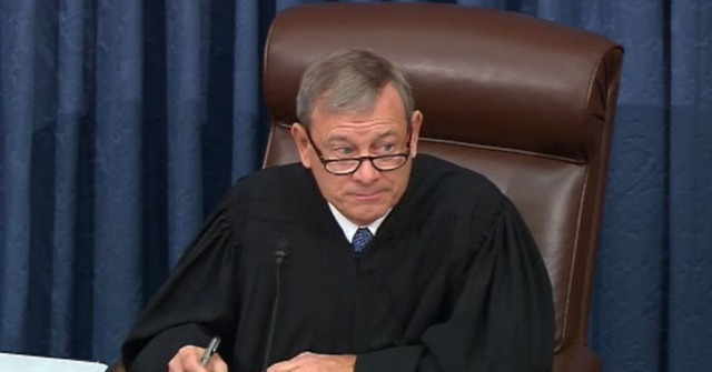 Chief Justice Rebukes Lawyers in Senate Impeachment Trial: Remember Where You Are | Breitbart