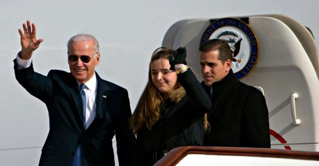 Six Unanswered Questions About the Biden Family's Culture of Corruption