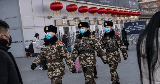 China Confirms Wuhan Virus Infections in over 90% of Provinces