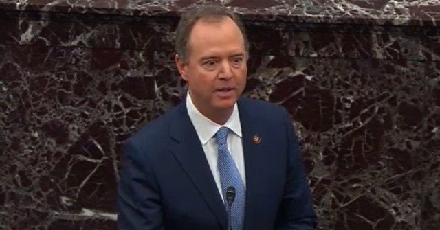 Adam Schiff Closing Argument: Russia Carried out 'Coup' Against U.S. By 'Manipulating' Trump