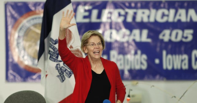 Des Moines Register Backs Warren, Admits Some of Her Ideas Go Too Far