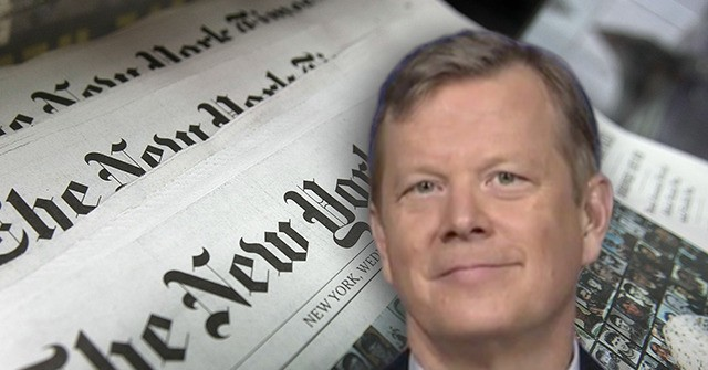 NYT Begrudgingly Admits 'Profiles in Corruption' Revelations Contain 'Building Blocks for Scandals'