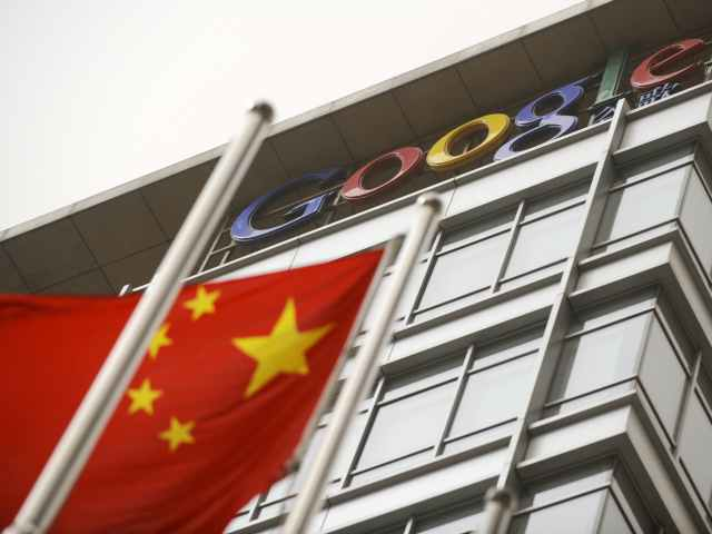 Alex Marlow to Charlie Kirk: Google Works with China