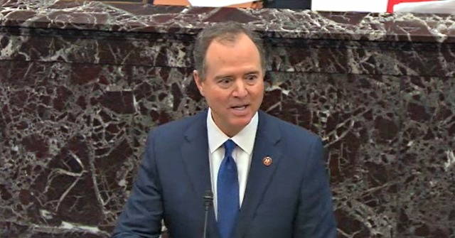 Adam Schiff: 'I Don't Know Who the Whistleblower Is'