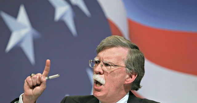 Bolton: Would Say Something False to Protect American National Security