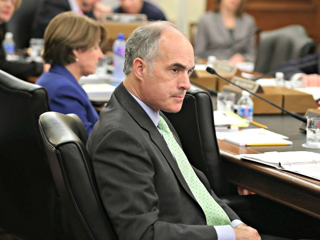 Dem Sen. Casey: After Day One of Questioning, 'Probably Less Likely' That There Will Be Witnesses