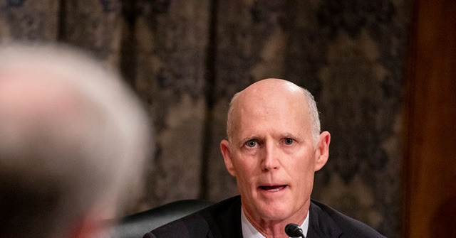 Exclusive – Rick Scott: Senate to 'Hopefully' Acquit Trump by Friday Night