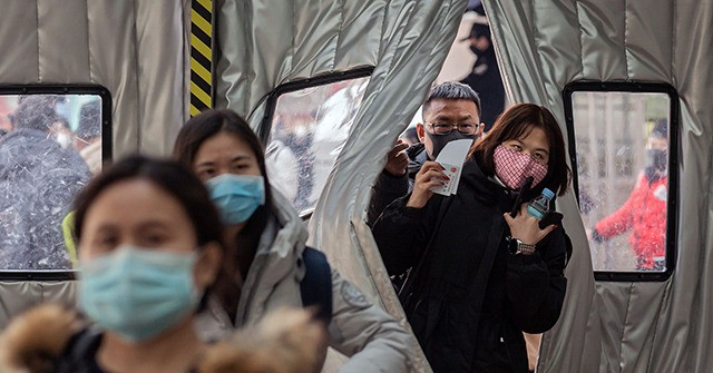 State Department Issues 'Do Not Travel' Advisory for China over Virus
