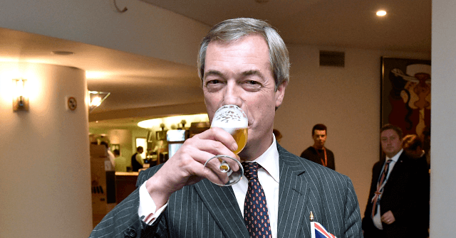 Nigel Farage: Brexit Party Ready to Hold Boris To Account on Brexit