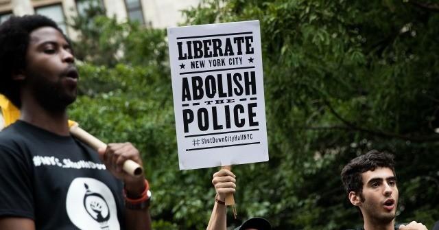 Watch: Anti-Police Activists Plan to 'F*ck Sh*t Up' in Protests Against NYPD