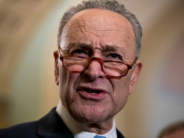 Schumer: Without Witnesses and Documents, Trump's 'Acquittal Will Be Meaningless'