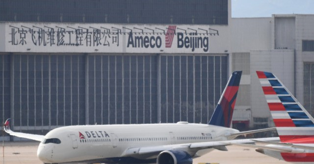 Delta and American Halt All Flights Between China and the U.S.