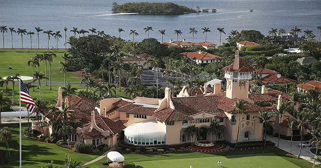Report: Shots Fired Near Mar-a-Lago, Driver Breached Security