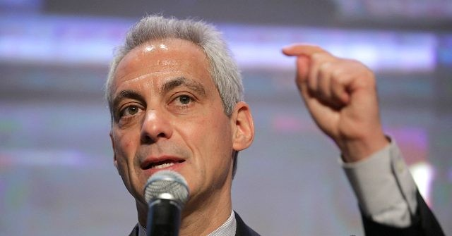 Rahm Emanuel: Democrats Must Build 'Metropolitan Majority' to Rule for 'Years'