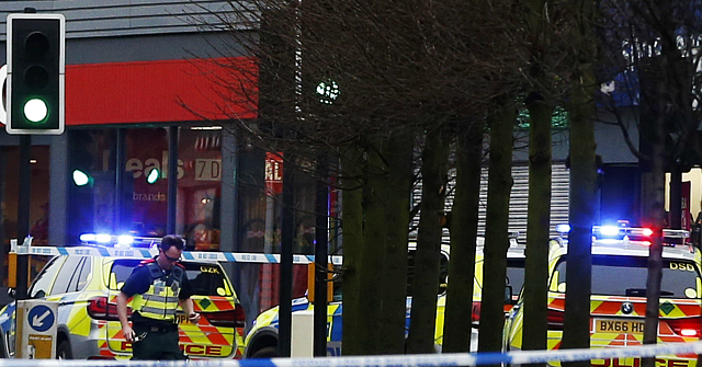 London: Man Shot After Multiple Stabbings In 'Terrorist-related' Incident