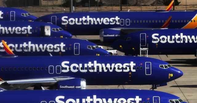 Report: Southwest Airlines Flew More Than 17M Passengers on Planes with Unconfirmed Maintenance Records