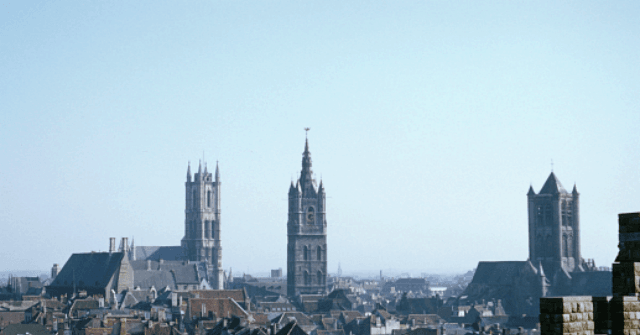 Knife Attacker Shot After Stabbings in Ghent, Belgium