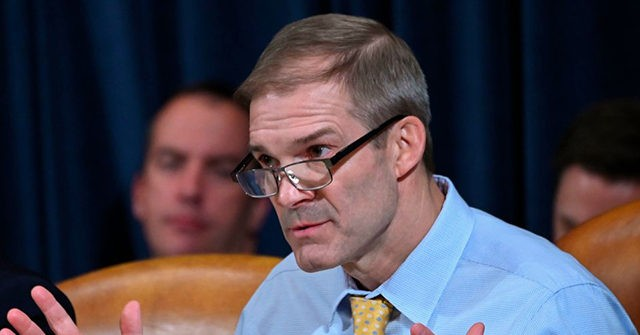 Jim Jordan: 'Bipartisan Majority' Will Acquit Trump in Senate