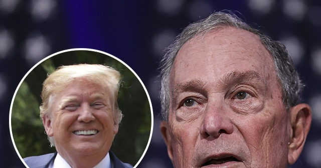 Donald Trump: 'Little' Michael Bloomberg Wants a Box to Stand On