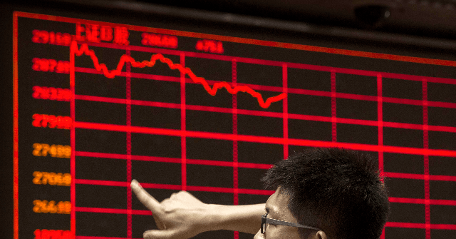 China Stocks Have Worst Day in Five Years