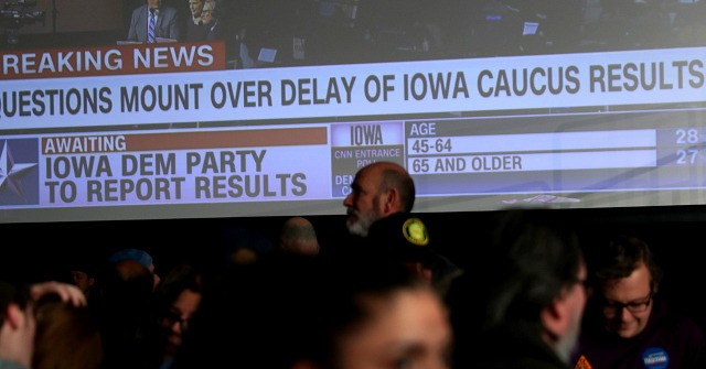 Social Media Cries Foul over Delayed Iowa Caucus Results