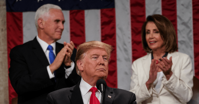 Watch Live: President Donald Trump Delivers 2020 State of the Union Address