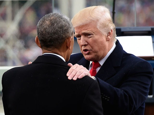 Top Four Times Trump Went After Obama Administration During the SOTU