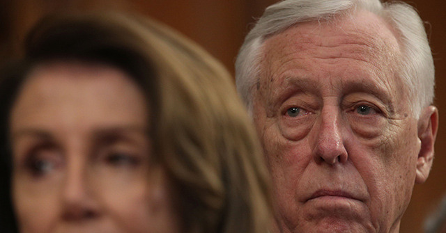 Steny Hoyer Won't Say if Pelosi Was Right to Rip Up Trump's Speech