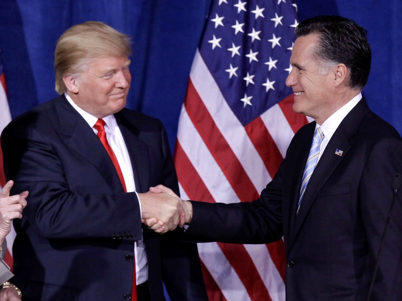 Mitt Romney Leaks Impeachment Vote to Reporter Who Mocked Him in 2012