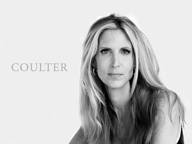 Ann Coulter: Is There a Market Where I Can Short Liberals?